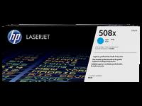 Оригинальный картридж HP CF361X повышенная емкость (голубой, 9500 стр.)