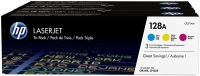 [Уценка]Kартридж HP CF371AM - НТВ-1 для Color LaserJet CM1415fnw, CP1525N Tri-Pack  C/M/Y  (1 300 стр.)