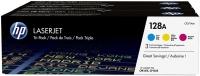 Оригинальный картридж HP CF371AM Tri-Pack (3 * 1300 стр., голубой + пурпурный + желтый)