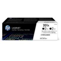 Оригинальный картридж HP CF400XD (2 * 2800 стр., черный)