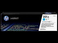 Оригинальный картридж HP CF401A (голубой, 1400 стр.)
