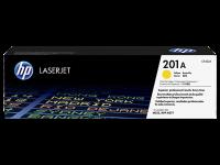 Оригинальный картридж HP CF402A (желтый, 1400 стр.)