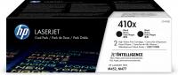 ОРИГИНАЛЬНЫЙ КАРТРИДЖ HP CF410XD (410X) (2 X 6500 СТР., ЧЁРНЫЙ) ДЛЯ HP COLOR LASERJET PRO M452 / 477