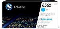 ОРИГИНАЛЬНЫЙ КАРТРИДЖ HP CF461X (656X) BLACK (22000 СТР., СИНИЙ) ДЛЯ HP CLJ M652 | M653