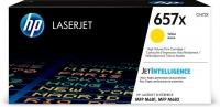 ОРИГИНАЛЬНЫЙ КАРТРИДЖ HP CF472X (657X) (23000 СТР., ЖЁЛТЫЙ) ДЛЯ HP CLJ MFP M681 | M682
