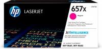 ОРИГИНАЛЬНЫЙ КАРТРИДЖ HP CF473X (657X) MAGENTA (23000 СТР., ПУРПУРНЫЙ) ДЛЯ HP CLJ MFP M681 | M682