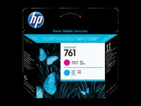 Оригинальный картридж HP CH646A (голубой + пурпурный)