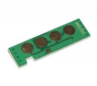 Чип Samsung CLP-360/362/363/364/365/CLX-3300/02/03/04/05 (MLT-406S-C) Yellow Auto-Reset (вечный чип!