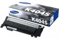 Оригинальный картридж SAMSUNG CLT-K404S/XEV(1500 стр., черный)