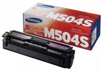 Оригинальный лазерный картридж Samsung CLT-M504S