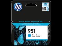 Оригинальный картридж HP CN050AE (951) (голубой, 700 стр.)