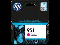 Оригинальный картридж HP CN051AE (951) (пурпурный, 700 стр.)