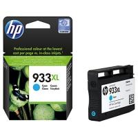 Оригинальный картридж HP CN054AE (933) (голубой, 825 стр.)