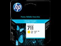 Оригинальный картридж HP CZ132A (29 мл., желтый)