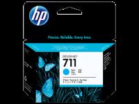 Оригинальный картридж HP CZ134A 3-Pack (29 мл., голубой)