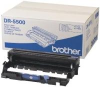 Оригинальный фотобарабан Brother DR5500 (40000 стр., черный)