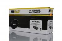 Совместимый картридж Hi-Black CE505A (2300 стр., черный)