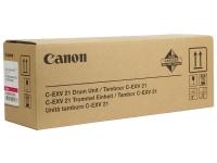 Оригинальный барабан CANON DU C-EXV21 M (53000 стр., пурпурный)