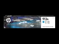 Оригинальный картридж HP F6T77AE (913a) (3000 стр., голубой)