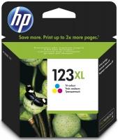 Оригинальный картридж HP F6V18AE (8 мл., трехцветный)