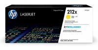 Оригинальный картридж HP 212X увеличенной емкости (10000 стр., желтый)