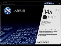 Оригинальный картридж HP CF214A (14A) (черный, 10000 стр.)