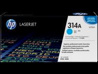 Оригинальный картридж HP Q7561A (314A) (синий, 3500 стр.)