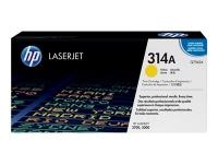 Оригинальный картридж HP Q7561A (314A) (желтый, 3500 стр.)
