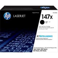 Оригинальный картридж HP 147X (черный, 25200 стр.)