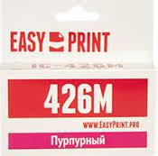 Картридж EasyPrint Canon CLI-426M (IC-CLI426M) (437 стр., пурпурный) с чипом