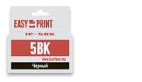 Картридж EasyPrint Canon PGI-5Bk (IC-PGI5BK) (360 стр., черный) с чипом