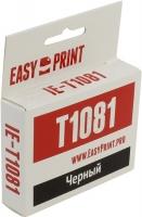 Картридж EasyPrint Epson C13T0921/T1081 (IE-T1081) (250 стр., черный) с чипом