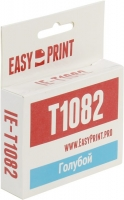 Картридж EasyPrint Epson C13T0922/T1082 (IE-T1082) (495 стр., голубой) с чипом