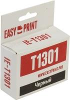 Картридж EasyPrint Epson C13T13014010 (IE-T1301) (945 стр., черный) с чипом