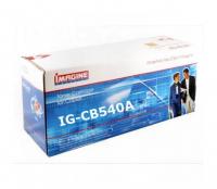 СОВМЕСТИМЫЙ КАРТРИДЖ IMAGINE GRAPHICS IG-CB540A (2 200 СТР., ЧЁРНЫЙ) ДЛЯ HP COLOR LASERJET CM1300/CP1210/CP1510/CP1515