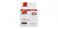 Картридж EasyPrint HP CZ109A (IC-H109) №655 (550 стр., черный) с чипом