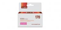 Картридж EasyPrint HP CB319HE (IC-H319) №178 (300 стр., пурпурный) с чипом