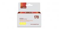Картридж EasyPrint HP CB320HE (IC-H320) №178 (300 стр., желтый) с чипом