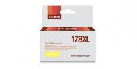 Картридж EasyPrint HP CB325HE (IC-H325) №178XL (750 стр., желтый) с чипом