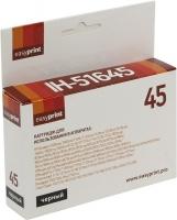 Картридж EasyPrint HP 51645AE (IC-H45) №45 (930 стр., черный)