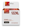 Картридж EasyPrint HP CH563HE (IC-H563) №122XL (480 стр., черный)