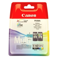 Картридж CANON PG-510/CL-511 MULTIPACK