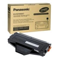 Оригинальный тонер-картридж Panasonic KX-FAT400A7 (1800 стр., черный)