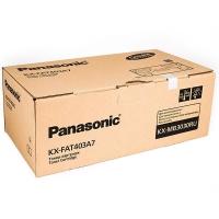 Оригинальный тонер-картридж Panasonic KX-FAT403/A7 (8000 стр., черный)