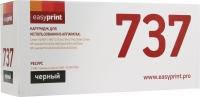 Картридж EasyPrint Canon 737/HP CF283X (LC-737 U) (2400 стр., черный) с чипом