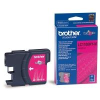 Оригинальный картридж BROTHER LC1100HYM (750 стр., пурпурный)