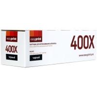 Картридж EasyPrint HP CF400X (LH-CF400X) (2800 стр., черный) с чипом