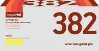 Картридж EasyPrint HP CF382A (LH-382) (2700 стр., желтый) с чипом