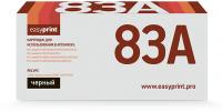 Картридж EasyPrint HP CF283A (LH-83A) (1500 стр., черный) с чипом