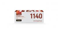 Картридж EasyPrint Kyocera TK-1140T (LK-1140T) (7200 стр., черный) с чипом, тонер Tomoegawa